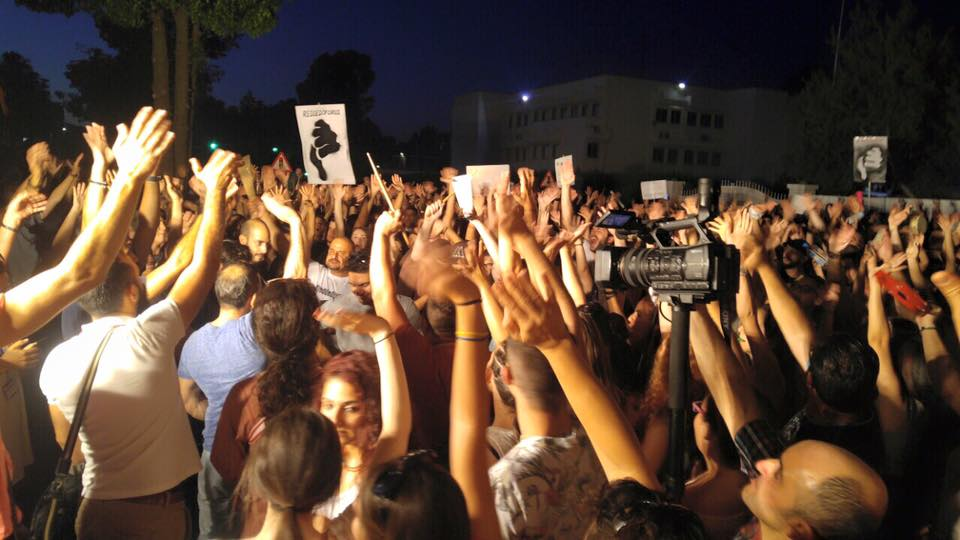 """""""Savaşı değil Barışı, Mehter'i değil Dillirga'yı istiyoruz!"""""""