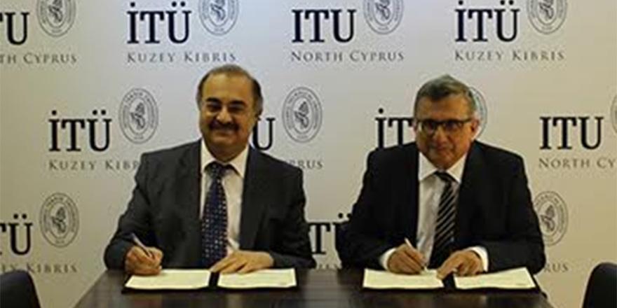 UFÜ ile İTÜ-KKTC arasında işbirliği