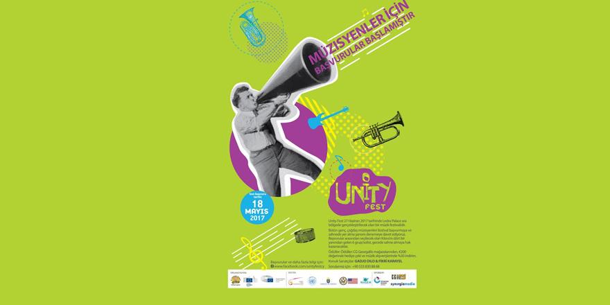 Unity Fest için başvurular başladı