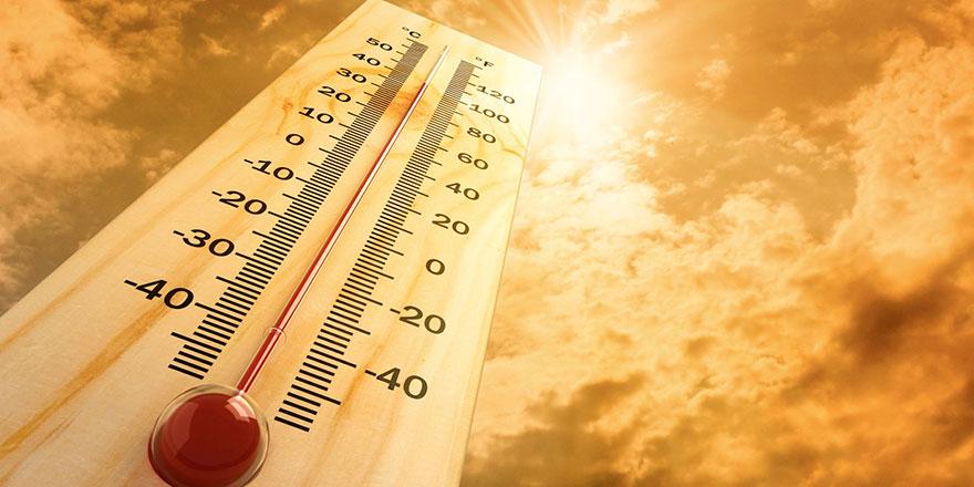 Hava sıcaklığı 33 dereceye çıkacak