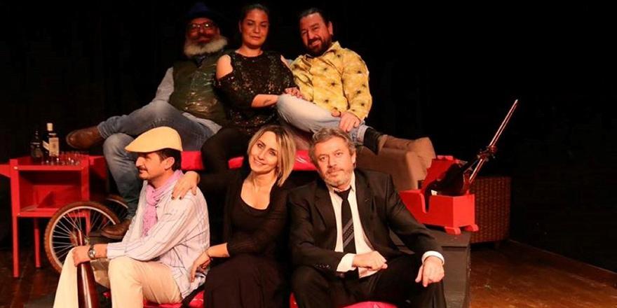 """""""Baştan Çıkarma"""" tiyatro oyunu Beyarmudu'nda perde açacak"""