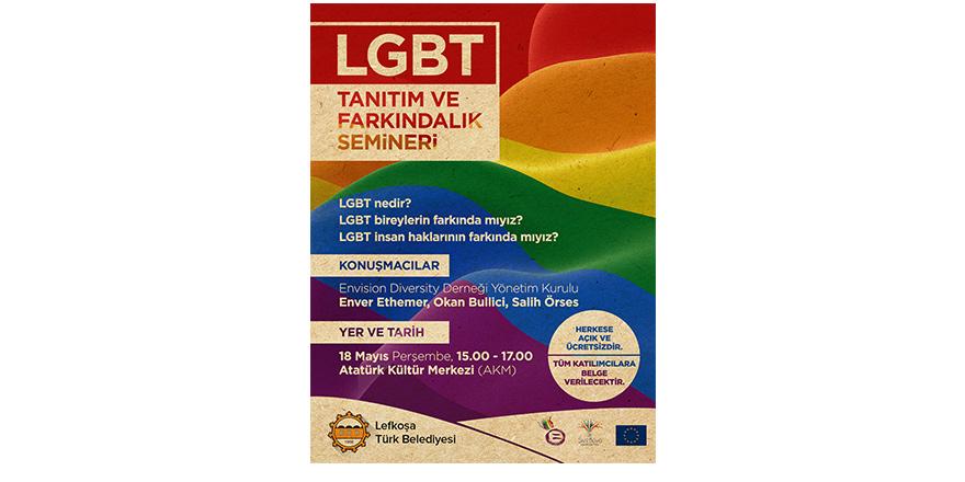 LTB'den, LGBT semineri