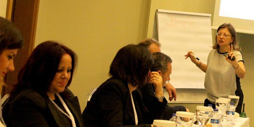 Koopbank çalışanlarına hizmet içi eğitim