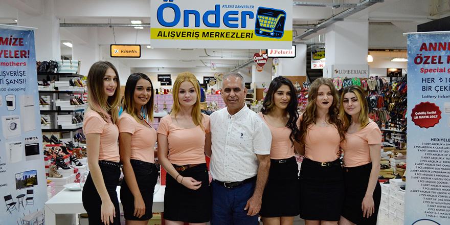 Önder'den şans yağmuru…