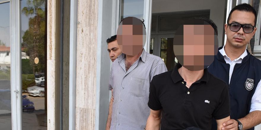 Polis: Dövmek için Türkiye'den geldiler!