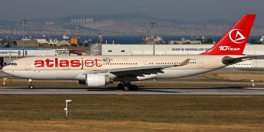 İstanbul–Ercan uçağına bomba ihbarı