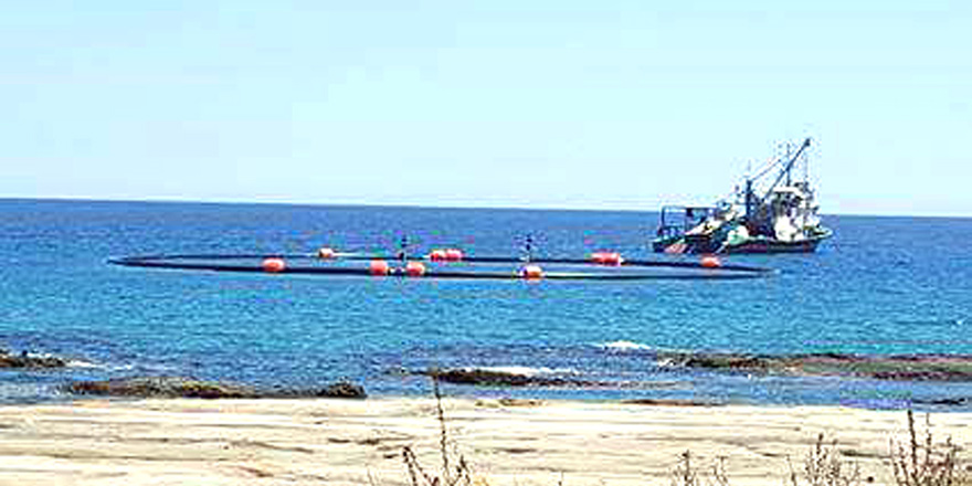 Gırgır tekneleriyeniden Karpaz'da
