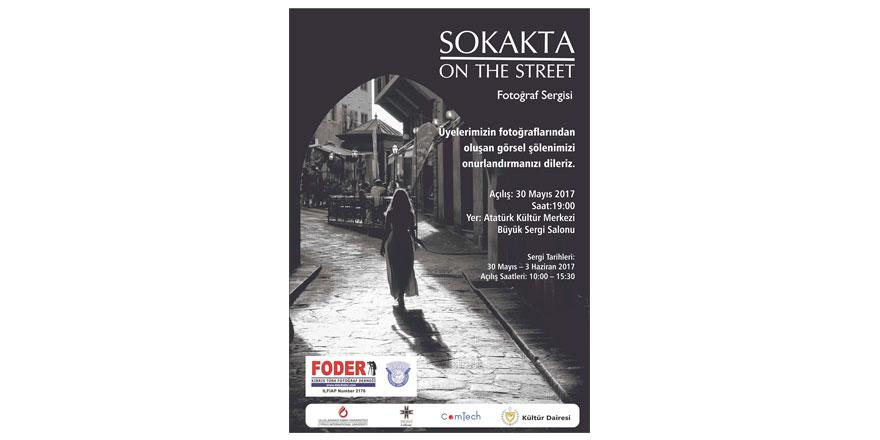FODER'in 'SOKAKTA'ki eserleri sergilenecek