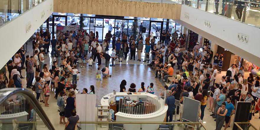 City Mall tatile gönderiyor