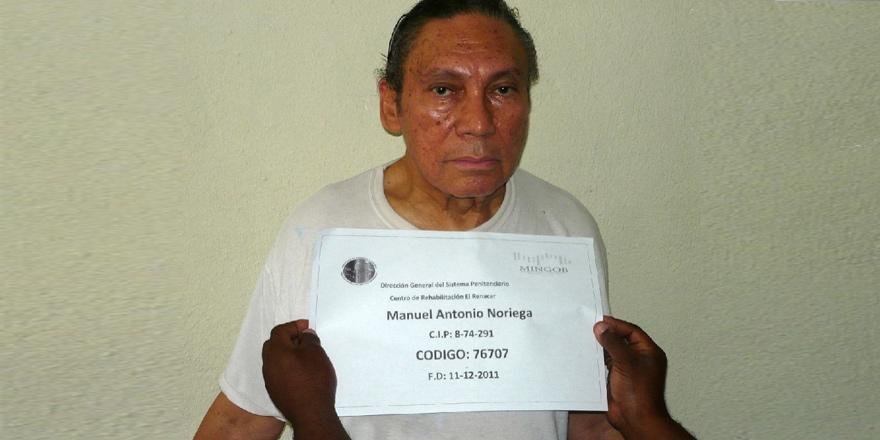 Manuel Noriega hayatını kaybetti