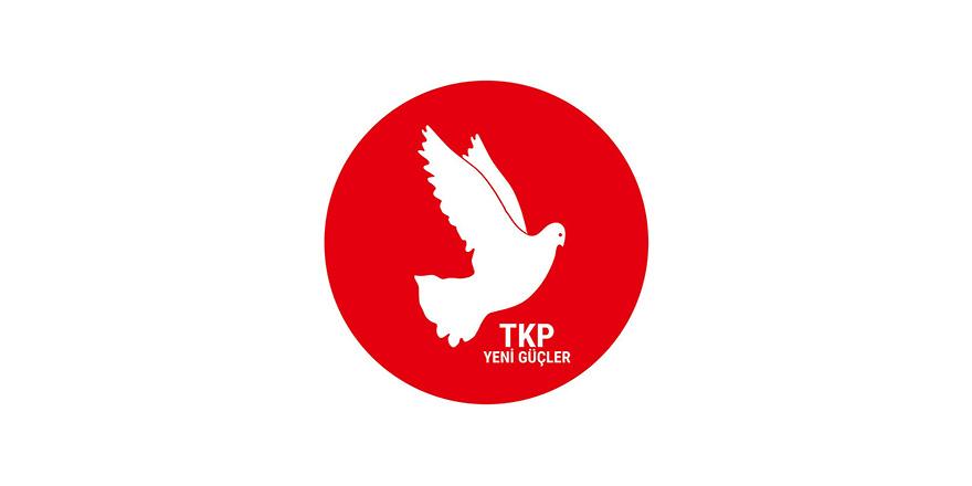 TKP-Yeni Güçler, 'Kıbrıslı' çözüm çağrısını yineledi