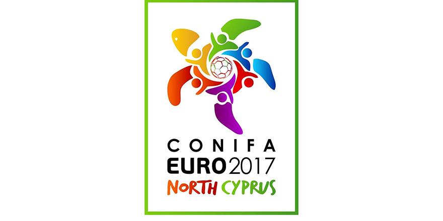 """""""Conifa Euro 2017 North Cyprus"""" başlıyor"""
