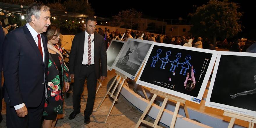 Sanat Engel Tanımaz sergisi Esentepe'ye taşındı