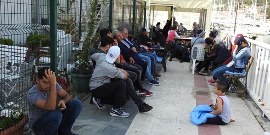 Kıbrıs'a geleceklerdi... Türkiye'de yakalandılar