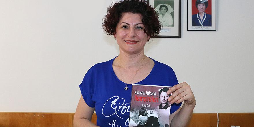 """Kıbrıs'ın tarihine ışık tutacak bir kitap """"Kıbrıs'ın Mücahit Hemşireleri"""""""