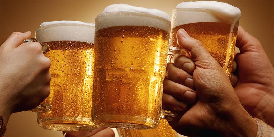 Kıbrıs'ta bira tüketimi arttı