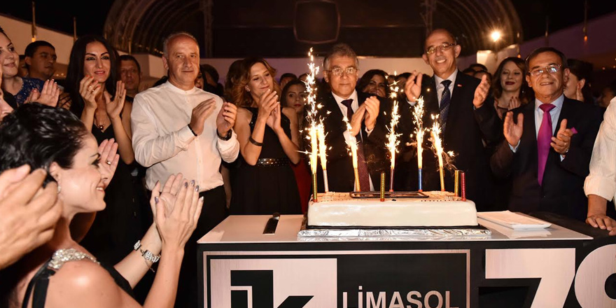 Limasol Bankası 78. Yılını Coşku ile Kutladı