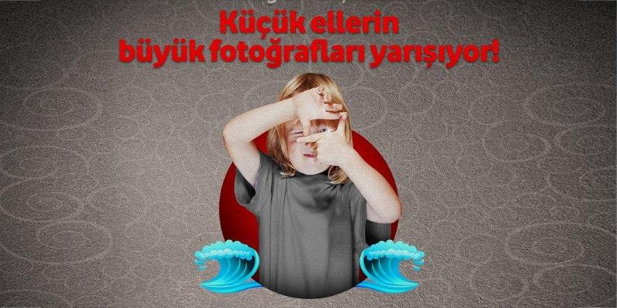 'Çocuk Gözüyle'  fotoğraflar Mağusa'da sergilenecek
