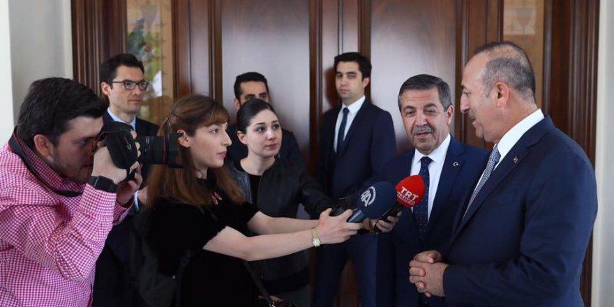 """Çavuşoğlu: """"İsviçre'deki Kıbrıs konferansına hazırız"""""""