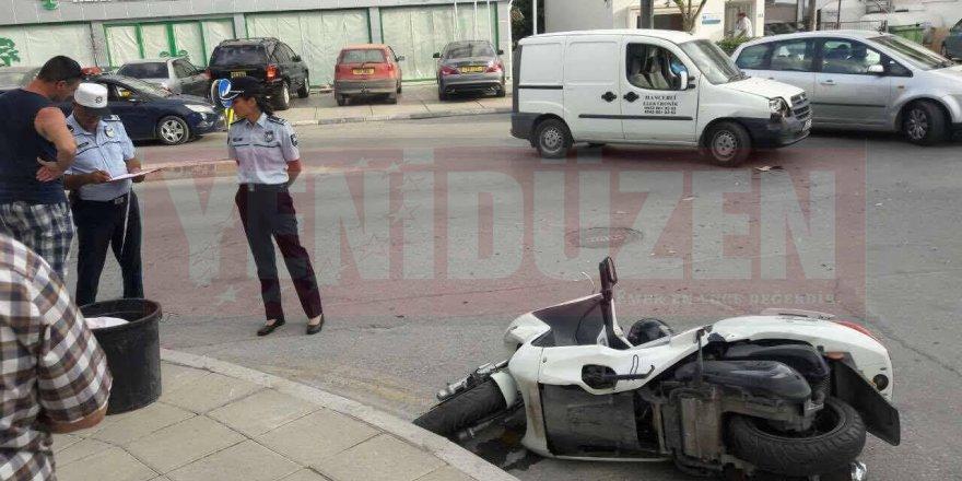 Özdil Talat Nami ağır yaralandı