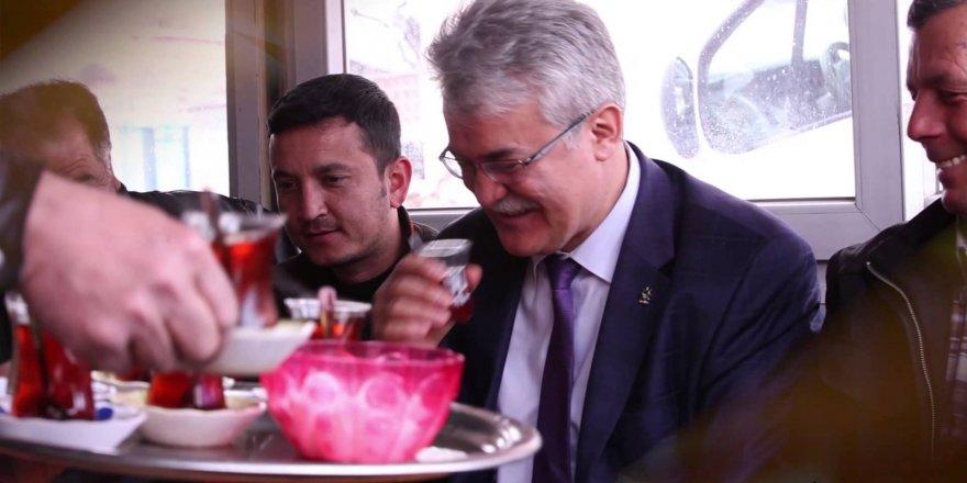"""Atalay'dan """"FETÖ referansı"""" açıklaması"""