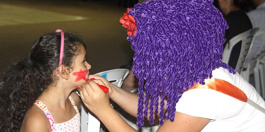49. İskele Festivali çocuk şöleni ile sona erdi
