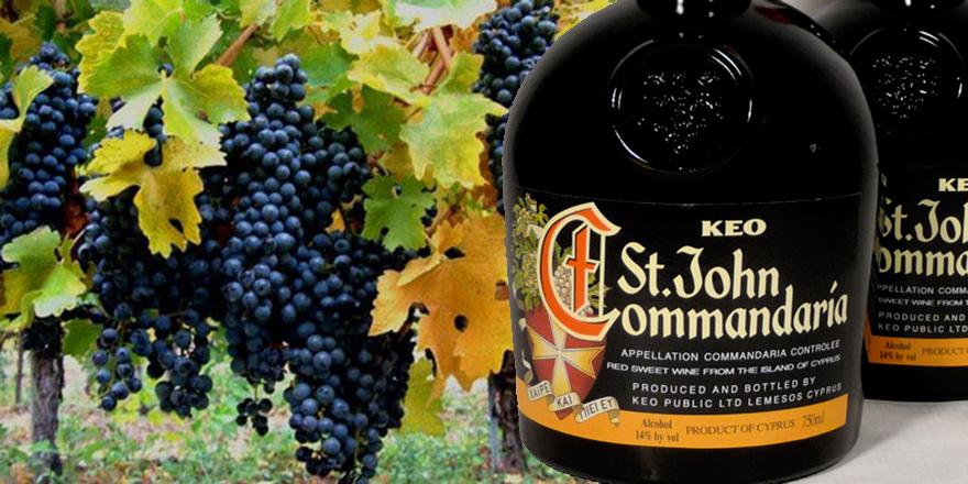 Kıbrıs Şarabının Tarihçesi