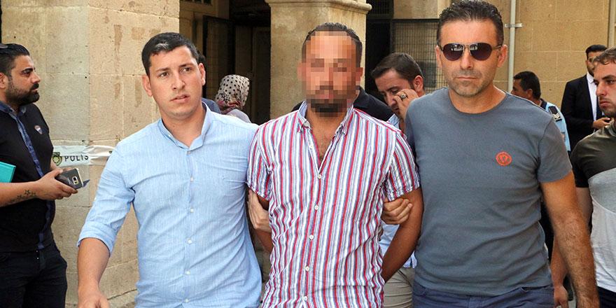 Polis: 'Suçunu itiraf etti'