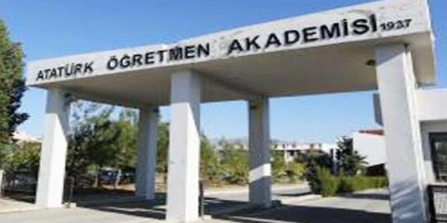 Atatürk Öğretmen Akademisi Giriş Sınavı 21 Ağustos'ta yapılacak