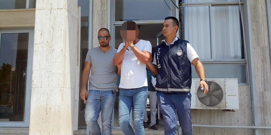 1 ayı geçmemek şartı ile cezaevine gönderildi