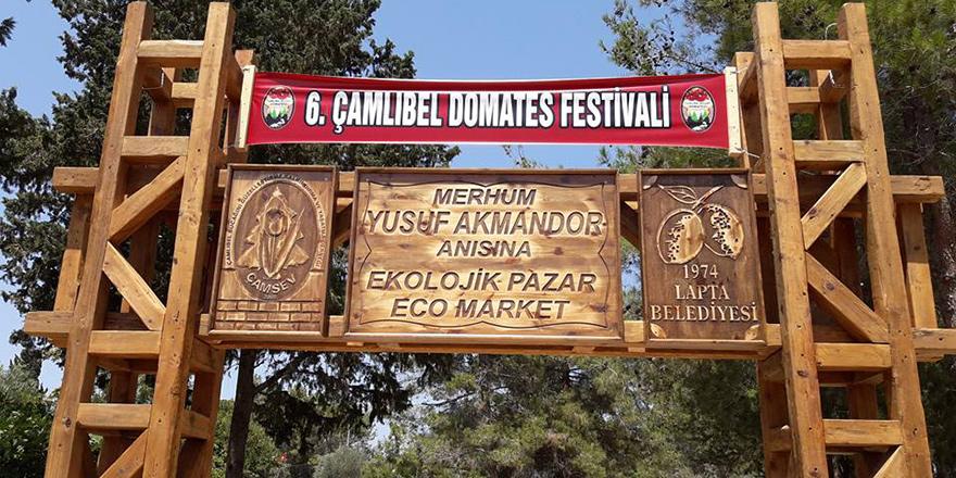 Çamlıbel 6. Domates Festivali 28-30 Temmuz'da