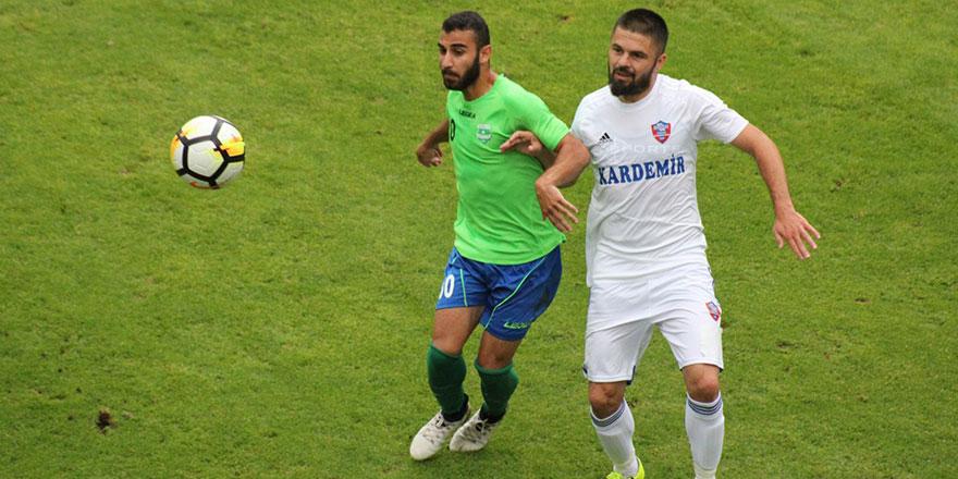 Karabük ile Aris Limasol'dan Dostluk maçı (!)
