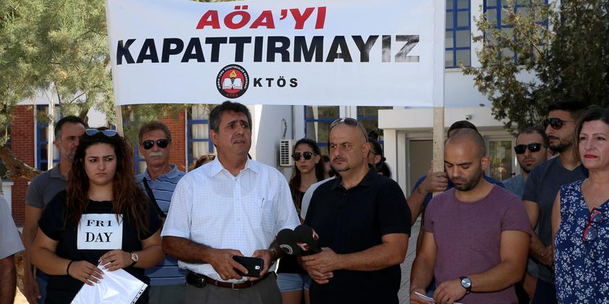 """HÜKÜMETE """"PROTOKOLÜ İPTAL EDİN"""" ÇAĞRISI"""