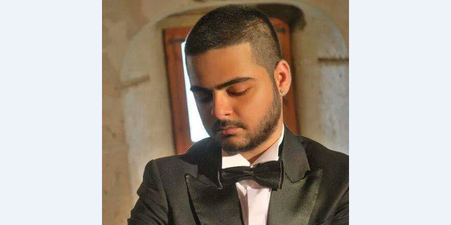 Piyanist Eser Öktem Limasol'da sahneye çıktı