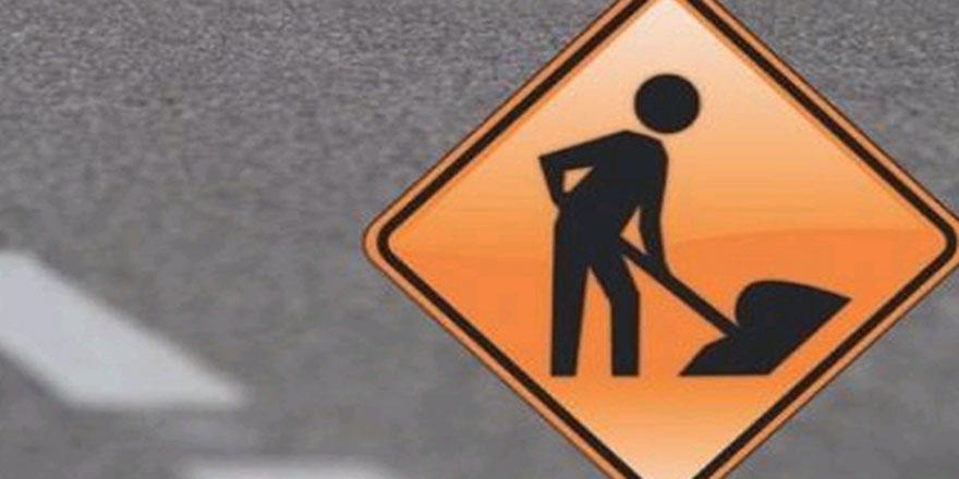 Bostancı-Akçay anayolu 2 gün trafiğe kapatılacak