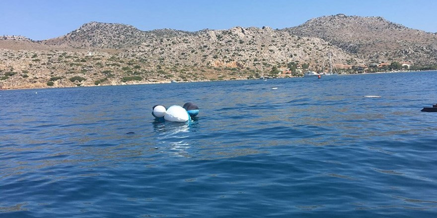 Marmaris açıklarında tur teknesi battı: 1 ÖLÜ