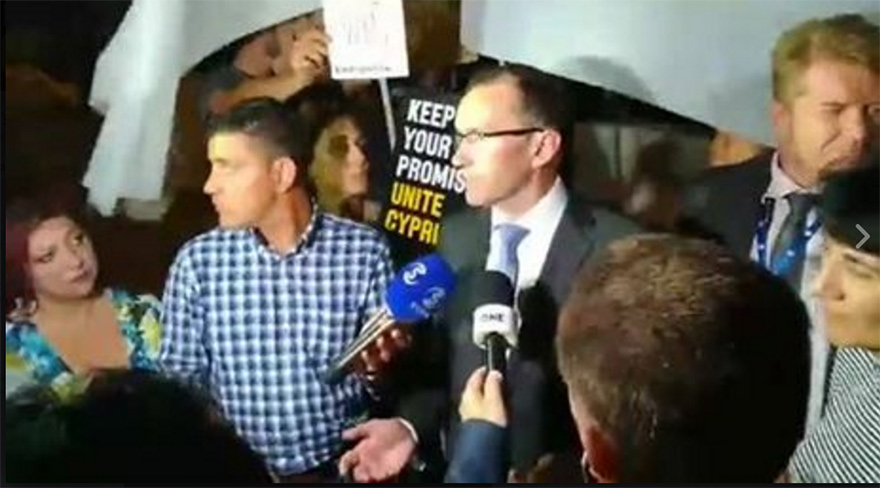 'Kıbrıslılar, özgür ve bağımsız bir medyayı hak ediyor'