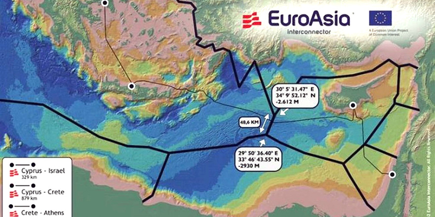 """EuroAsia Interconnector"" onay aşamasına girdi"