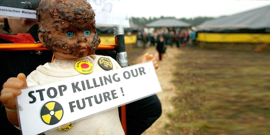 Nükleer faaliyetlere karşı ortak mücadele çağrısı