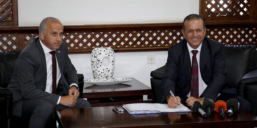 Turizm Bakanlığı ile bazı bankalar protokol imzaladı