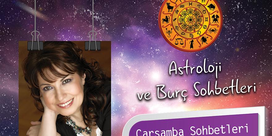 Astrolog Filiz Özkol 23 Ağustos'ta City Mall'da