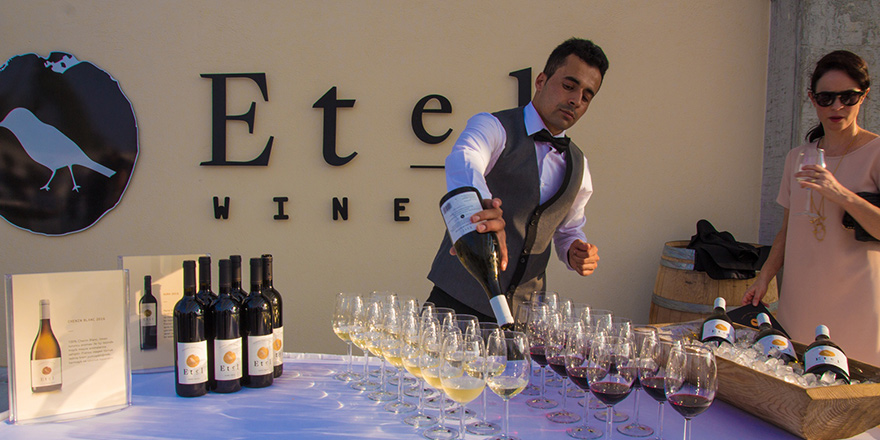 Etel Winery kapılarını açtı
