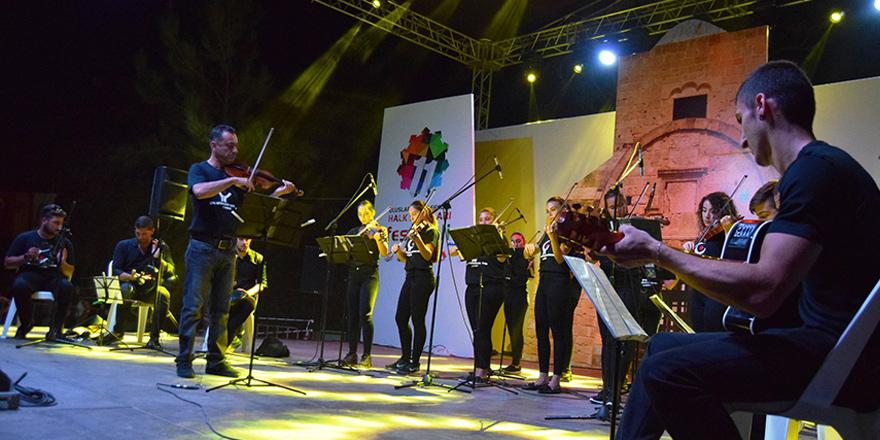 Genç Yetenekler Orkestrası büyük beğeni topladı