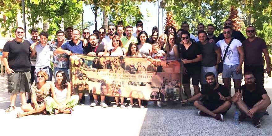 Yeniden Birleşmiş Kıbrıs için el ele