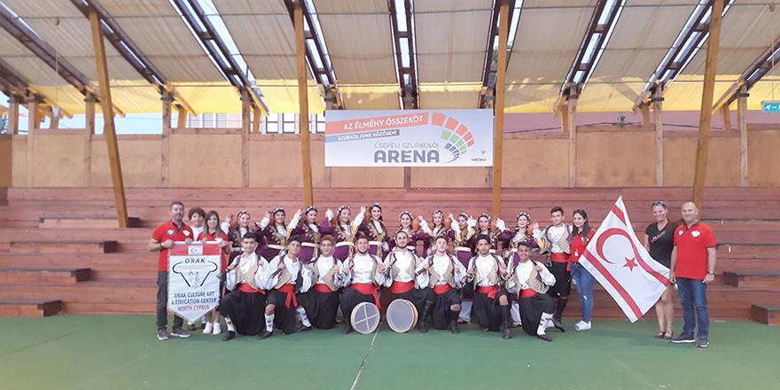 OKSEM Macaristan'da iki festivale katıldı