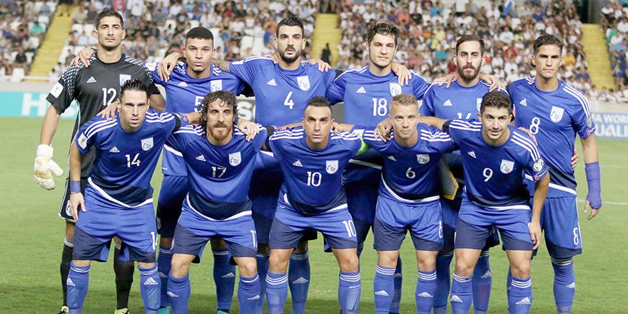 Kıbrıs Cumhuriyeti geriden geldi: 3-2