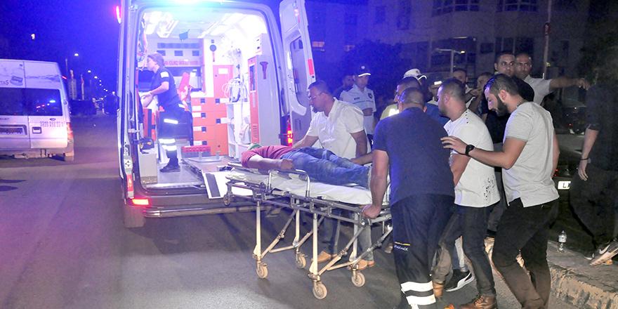Lefkoşa'da kaza, 1 ölü 2 yaralı