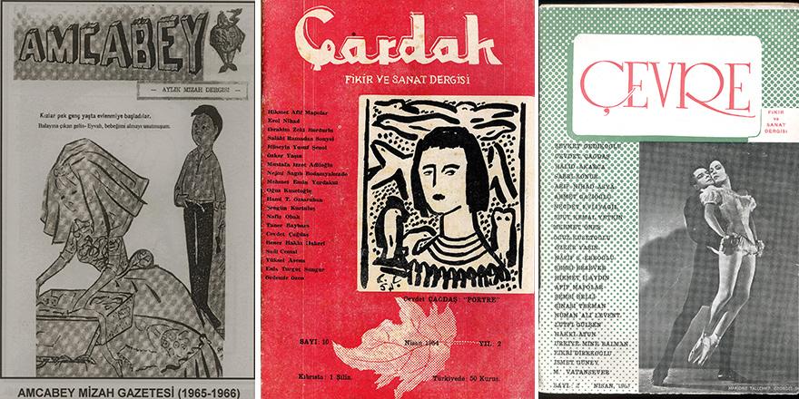 Tarihsel Yolculukta Dergilerimiz ve AdresKıbrıs…