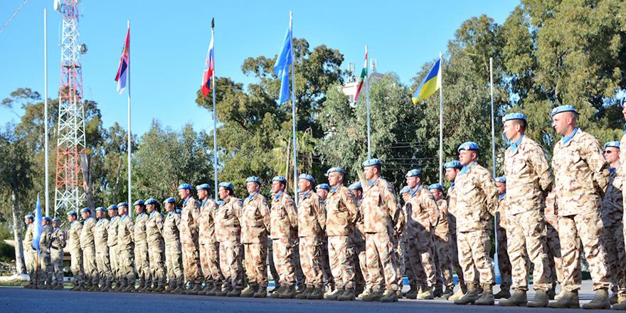 UNFICYP'te destek personel sayısında azalma beklentisi