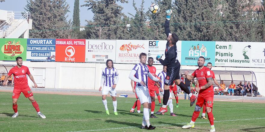Karadağ'da Baf tarih yazdı: 0-7